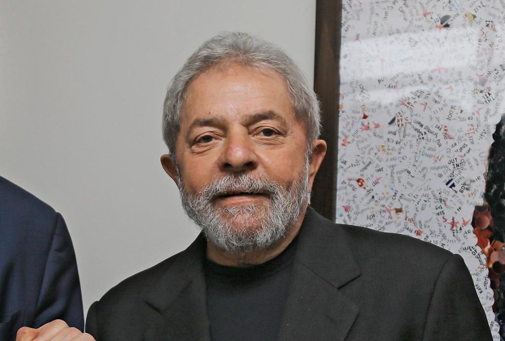 São Paulo- SP- Brasil- 09/04/2015- Ex-presidente Lula e o governador argentino Daniel Scioli. O encontro aconteceu na sede do Instituto Lula, em São Paulo. Foto: Ricardo Stuckert/ Instituto Lula