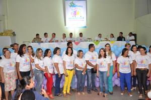defensor público de Palmeirópolis participou do lançamento do projeto