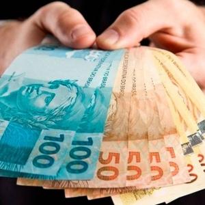 dinheiro servidor
