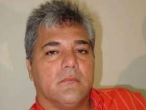 Ex-prefeito foi morto em pátio de motel de Mara Rosa, Goiás (Foto: Reprodução/TV Anhanguera)