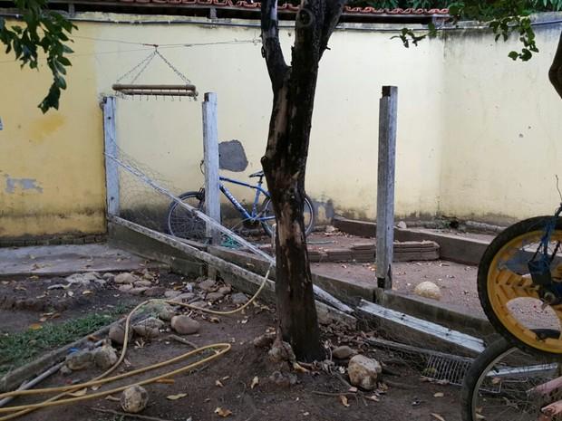 Abrigo fica em Paraíso do Tocantins (Foto: MPE/Divulgação)