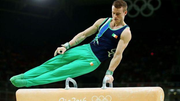 """""""Queria provar que ainda tinha condições de ser atleta"""", diz o irlandês"""