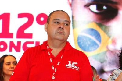 O governo não quis debater, apenas comunicar sua decisão, diz Freitas, da CUT (Foto: Dino Santos / CUT)