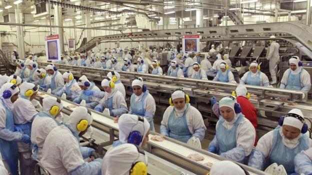 Fábrica de carne processada em Lapa, no Paraná, recebe inspeção