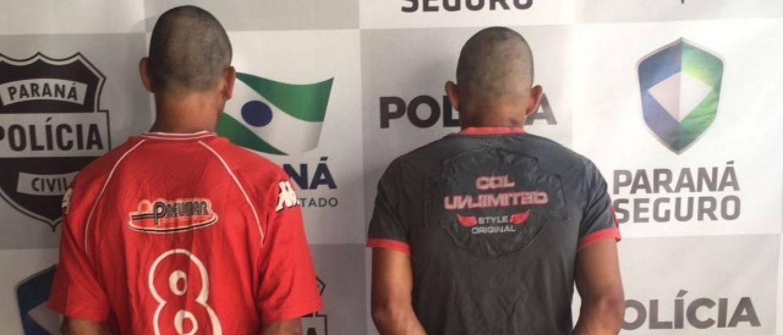 Vidraceiro Pedro Henrique Rodrigues da Silva, 19, foi preso suspeito de matar borracheiro (Foto: Murillo Velasco/G1)