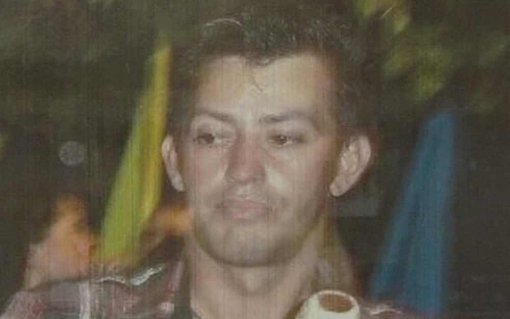 Vitor do Prado Batista, de 38 anos, estava desaparecido desde junho do ano passado, em Goiás (Foto: Reprodução/TV Anhanguera)