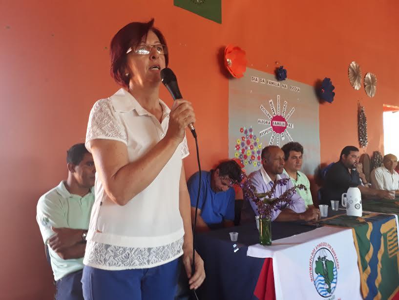 Professora Sônia Maria, diretora da DRE de Gurupi