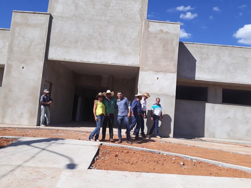 (UBS)-Unidade Básica de Saúde do Vila União, finalizando.
